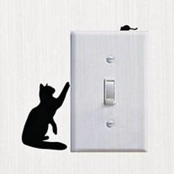Sticker chat et souris